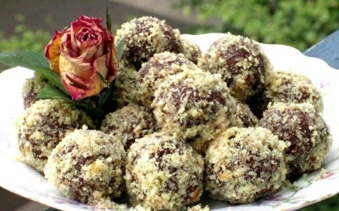 Připravte si doma skvělé kulky s příchutí lískových ořechů za 5 minut.