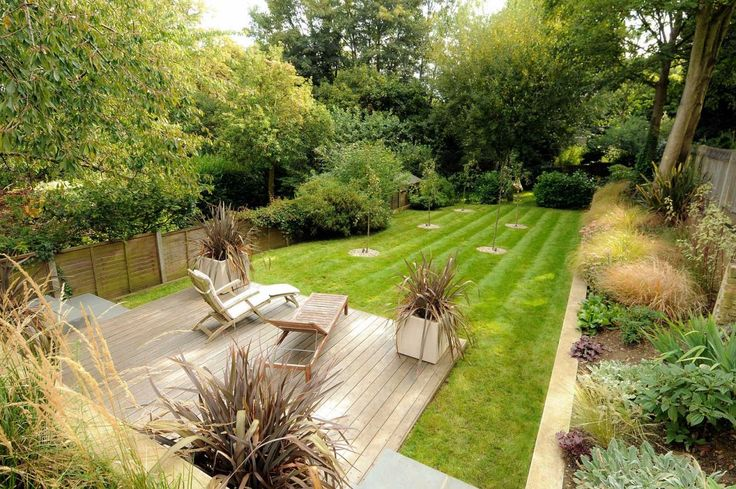 Garden Design in Crystal Palace, South-East London, 5