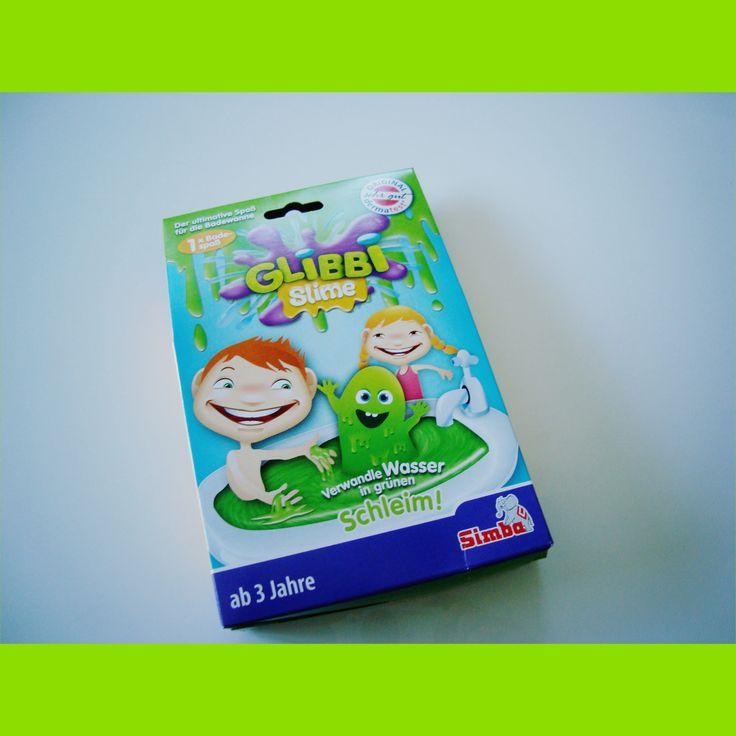 Glibbi Slime von Simba Dickie Toys - Produkttest