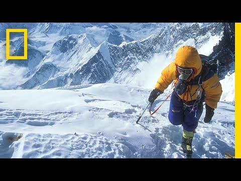 National Geographic: Ed Viesturs: The Will to Climb | Nat Geo Live