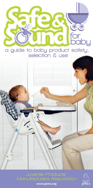 Follow these tips for safe & sound baby products:  http://www.jpma.org/sites/default/files/JPMA%20Safe%20and%20Sound%20FINAL%20lo%20res.pdf