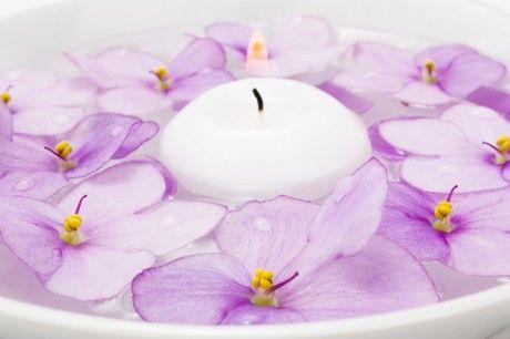 Плавающие свечи на свадьбе - Nashasvadba.net | Оформление свадьбы