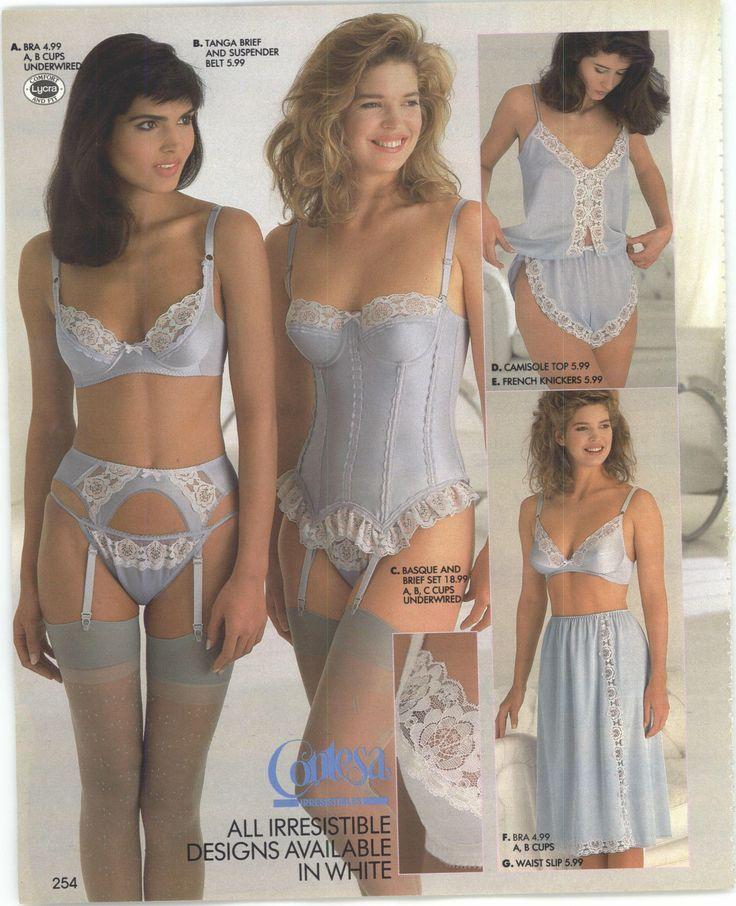 Women of the 80s in porn