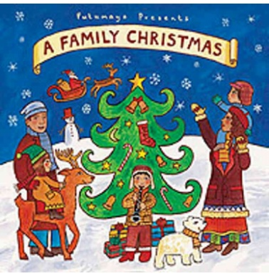 Putumayo Kids - Α Family Christmas