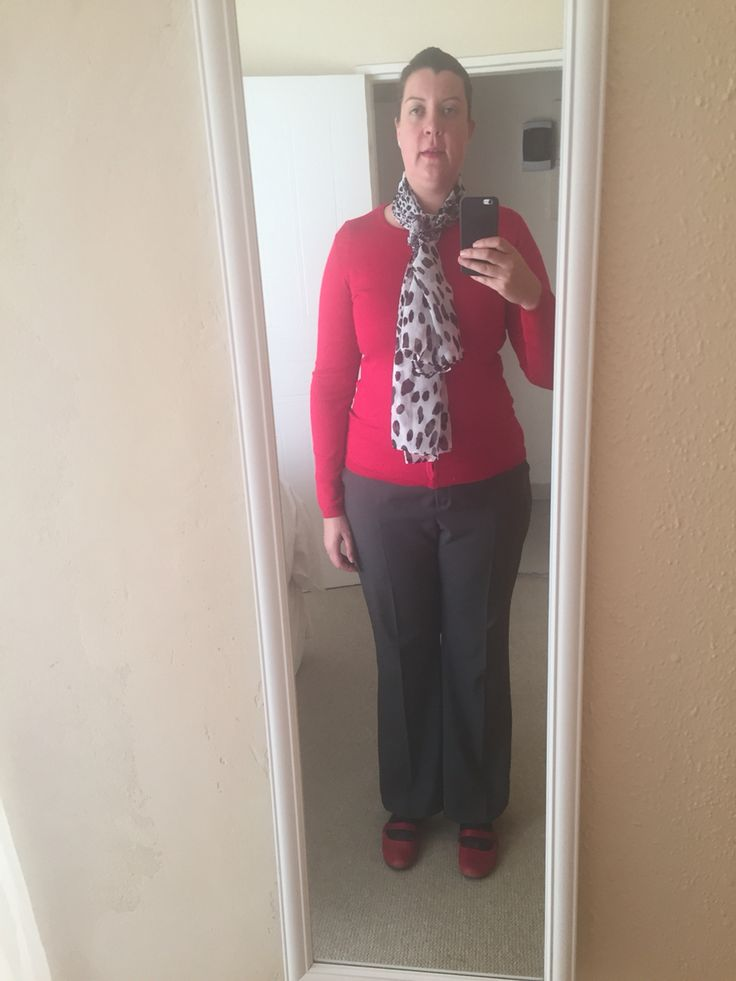 Red and leopard print