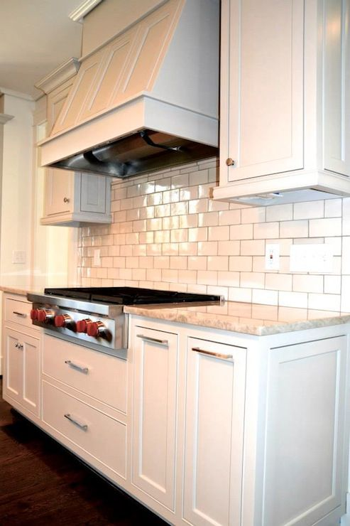 CS Interiors - kitchens - Benjamin Moore - Revere Pewter - shaker cabinets, painted cabinets, painted kitchen cabinets, light gray cabinets,...