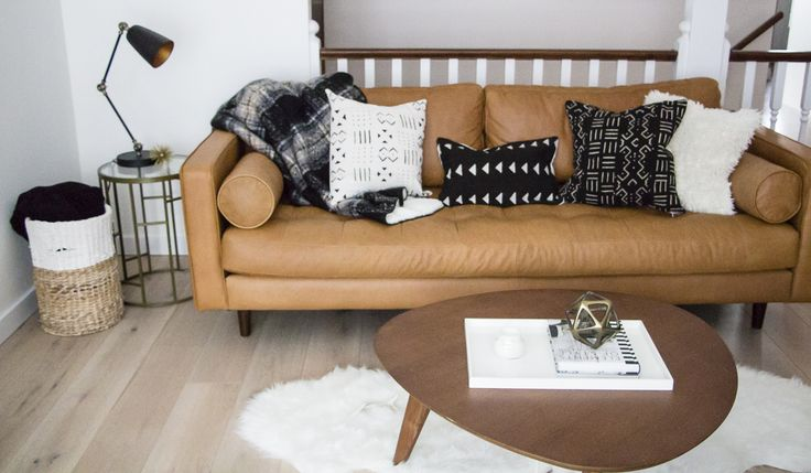 The Best Modern Leather Sofa