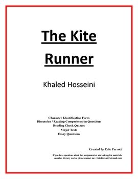 the kite runner by khaled hosseini english literature essay Critical analysis of the kite runner jordan morrison january 7, 2014 english ii honors goudy the kite runner, written by khaled hosseini, is a heart-gripping tale of love, redemption, and acceptance.