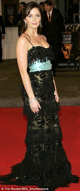 Emily Blun at the Royal Opera House, London, 11 Feb 2007...