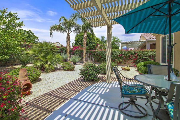 Home in Sun City Palm desert California. We love the open