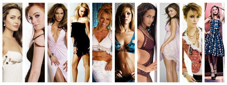 Top 10 Hollywood Actress List