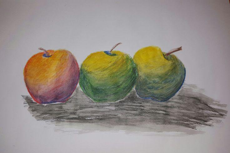 Manzanas!