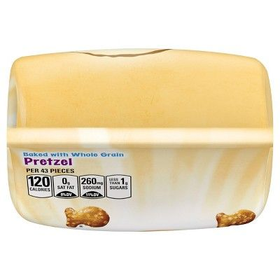 Pepperidge Farm Goldfish Crackers with Whole Grain Pretzel - 8 oz bag