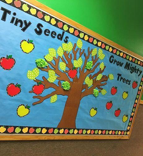 Apple Tree Classroom Ideas ~ Best tree bulletin boards ideas on pinterest school