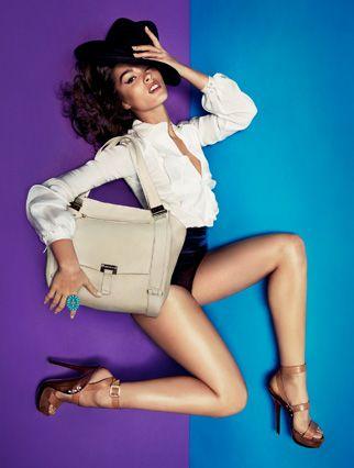 Campanha Jimmy Choo S/S 11 fashion campaign