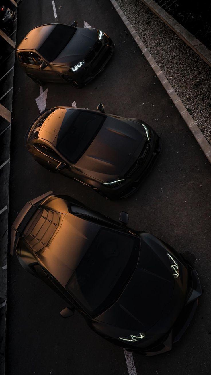 BMW, Mercedes, Lamborghini – CARS