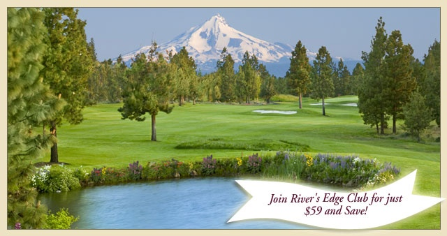 One of Bend's downtown public courses many visiting golfers like to try out.