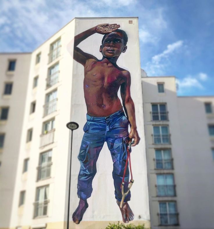 Case Maclaim   – Strassenkunst / Streetart