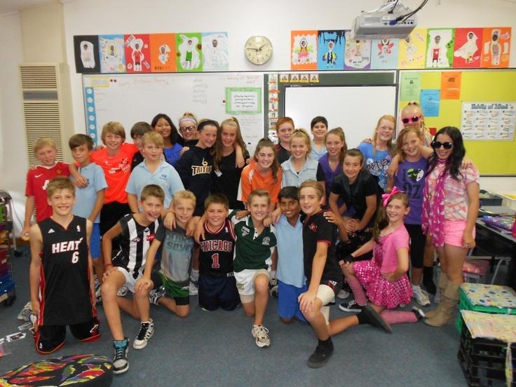 Glen Katherine Primary School, Most Creative School, Wish Day 2013