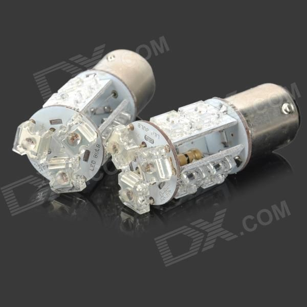 Type: D1209 - Ultra bright high intensity red light LED - Color: Red - Number of LEDs: 9 - Rated voltage: 12/24V 1.5W - Luminous flux: 48-lumen http://j.mp/1lkl820