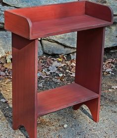 DIY Primitive Craft Ideas   Primitives -Primitive country Furniture-Primitive painted furniture