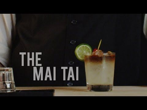 How to Make The Mai Tai - Best Drink Recipes - http://2lazy4cook.com/how-to-make-the-mai-tai-best-drink-recipes/