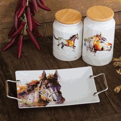 Horse Kitchen Accessories. Western ...