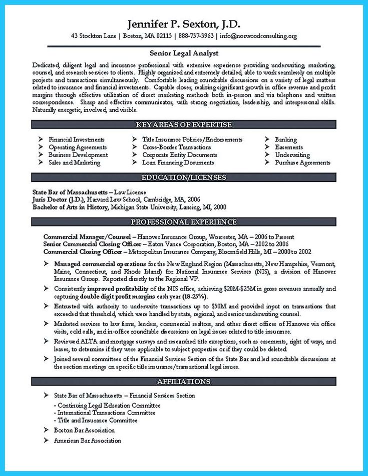 Best Resumes Images On   Resume Templates Job Search