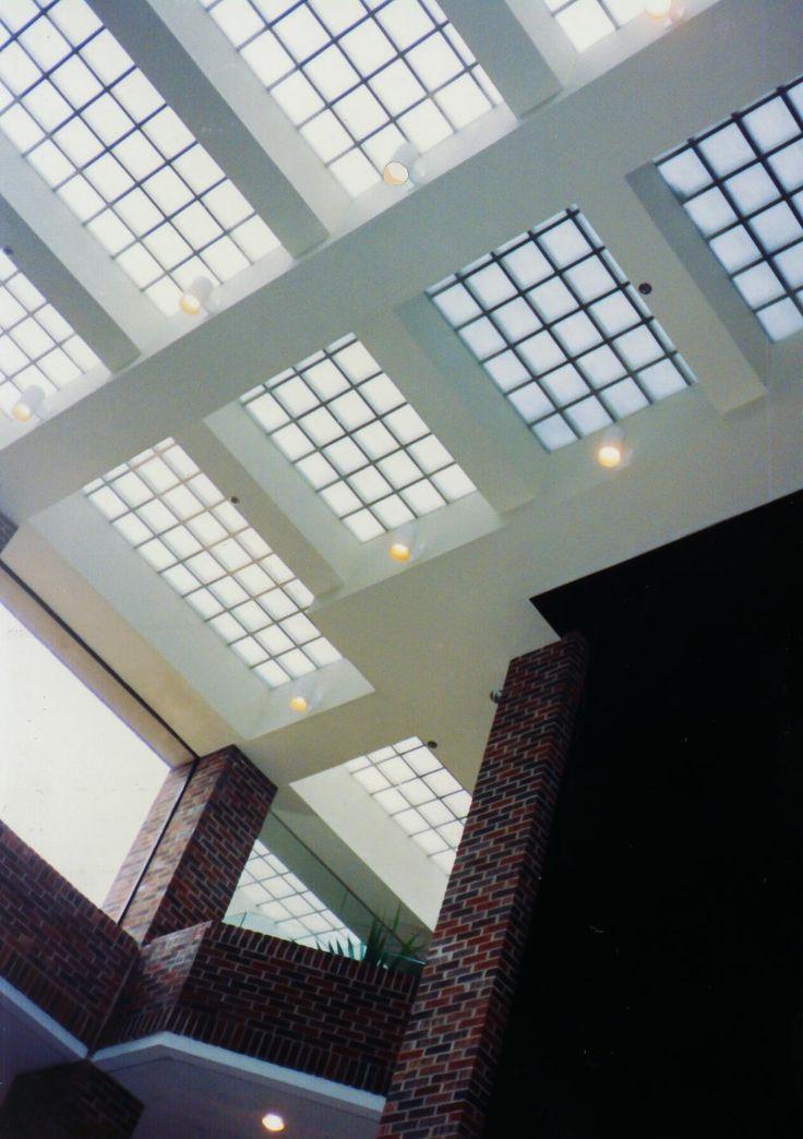 53 best glass block floors walkways skylights images on for Glass block floor