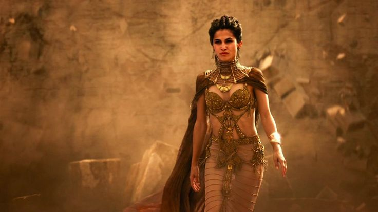 Gods Of Egypt : Photo Elodie Yung