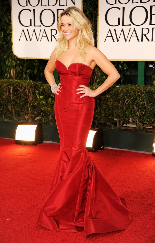 Reese Witherspoon.Reeces Witherspoon, Jessica Rabbit, Reese Witherspoon, Couture Gowns, Celeb Dresses, Hair And Makeup, Sexy Stars Class, Ree Witherspoon Dresses, Beautiful People