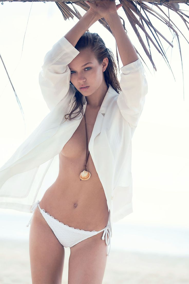 Josephine Skriver by David Bellemere for Marie Claire Italia May 2016 (HQ)
