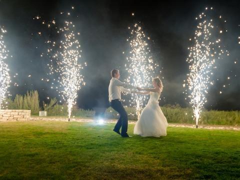 Свадьба на Кипре. Минтис Хиллс