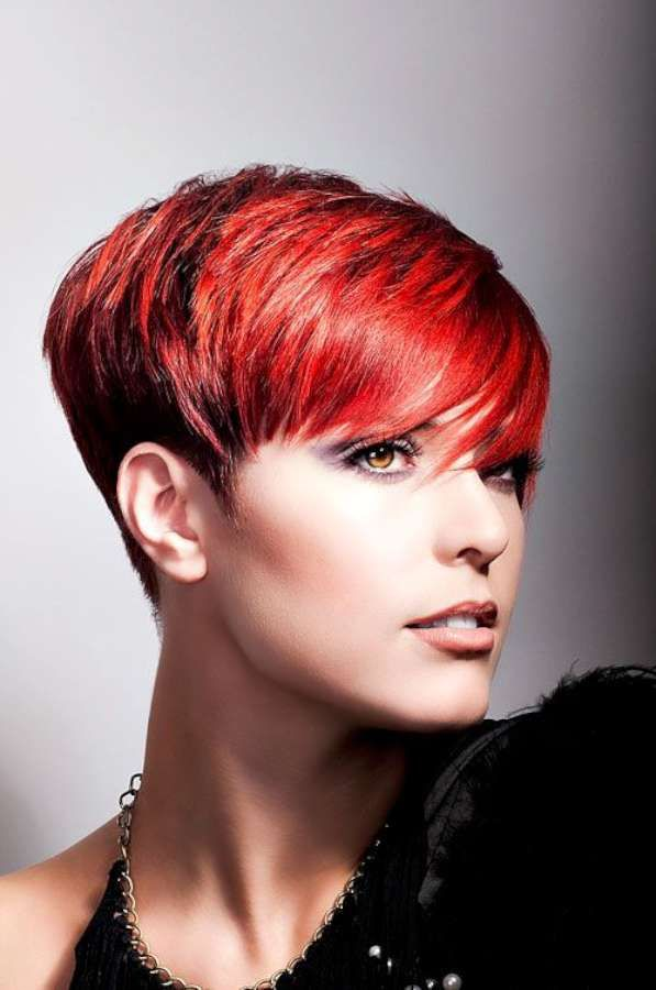 Short Hair Styles | Fashion and Women