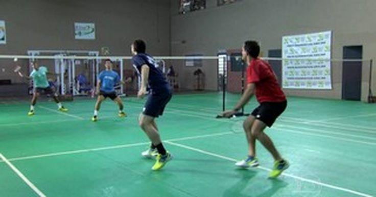Badminton é considerado o esporte de raquetes mais rápido do mundo