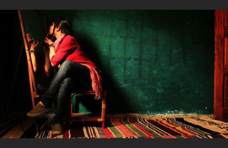 Palestinian Artist Nidaa Badwan's 100 Days of Solitude in Gaza   Art & Culture   Emaho Magazine