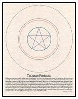 define your intentions at each sabbat with this talisman
