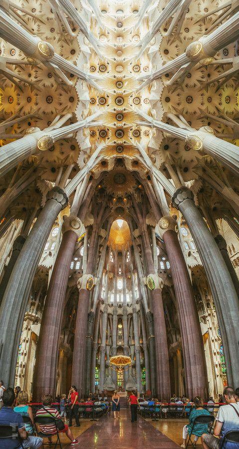 La Sagrada Familia II. by Tomas Pospichal on 500px