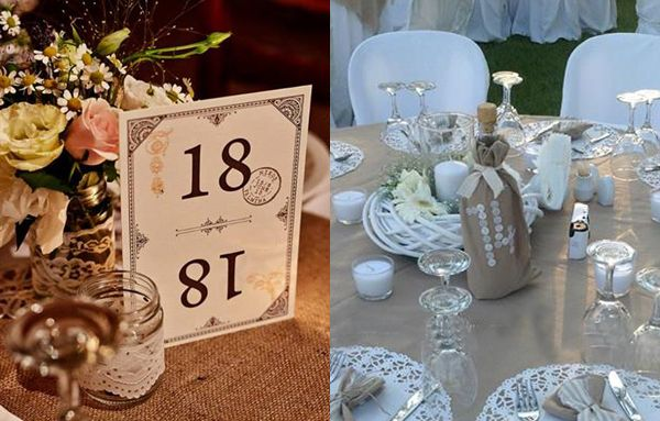 9 πρωτότυπες ιδέες για τη γαμήλια δεξίωση | Wedding Planning by My Best Wishes Events | Wedding Planning by Concept Events Planning | See more at WeddingTales.gr | http://weddingtales.gr/index.php?id=1305