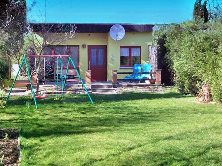 #Ferienunterkunft - Bungalow in #Waren / #Müritz #meckpomm #seenplatte #urlaub #ferien #fewo