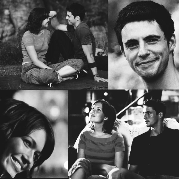 Chasing Liberty (2004) Anna and Ben // Mandy Moore and Matthew Goode