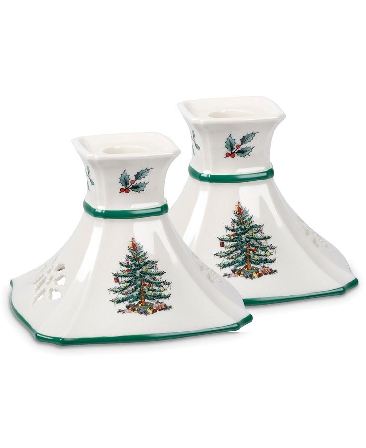 553 best Christmas table setting images on Pinterest | Spode ...