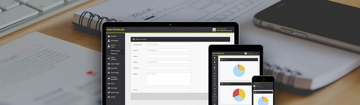 Project Management Software by Guru Technolabs