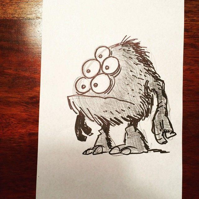 25 best ideas about doodle monster on pinterest doodle for Doodle art monster