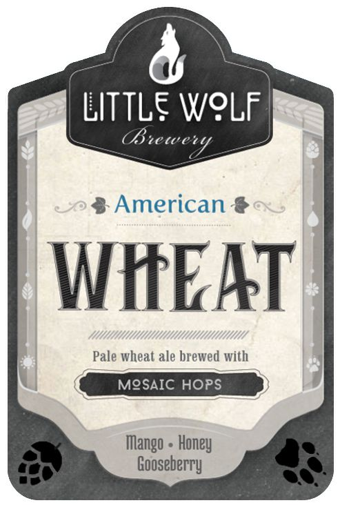 Little Wolf American Wheat Beer