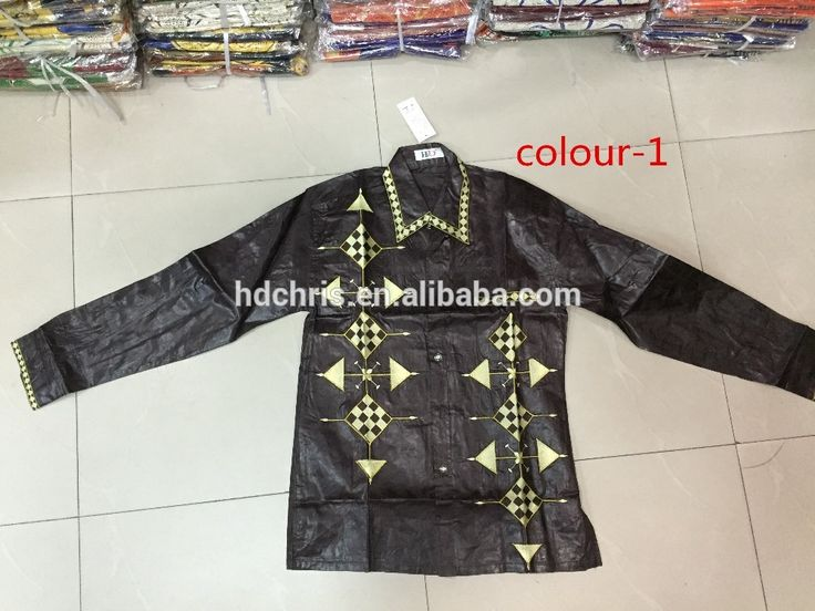 2016 new fashion traditional African men's men's wear Bazin cotton clothing embroidery rich men KC41