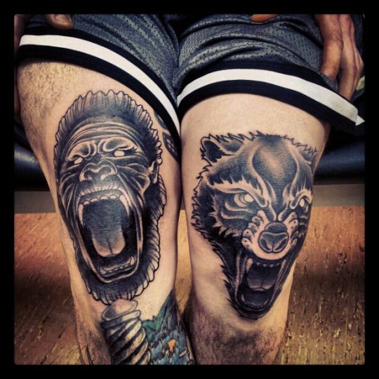 100 Famous Knee Tattoo Designs And Ideas On Knee: 385 Best Tattoo Inspiration Images On Pinterest