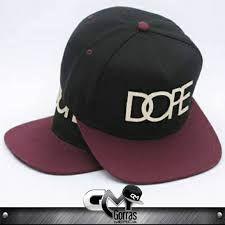 Resultado de imagen para dope gorras