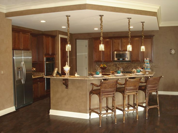 Small Open Galley Kitchen 779 Best Design Images