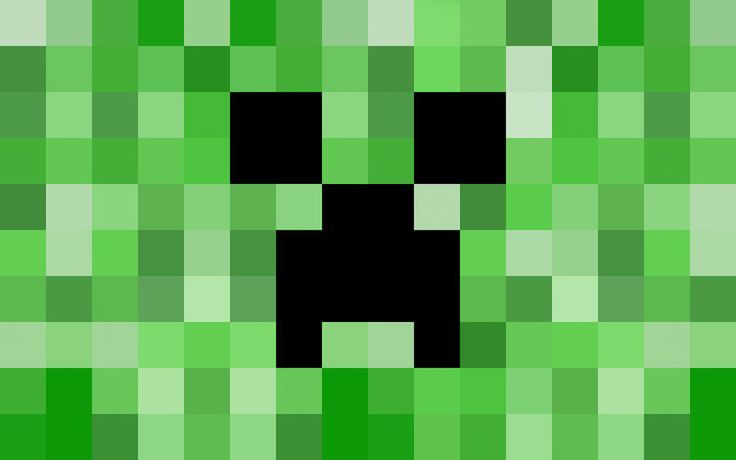 creepers face